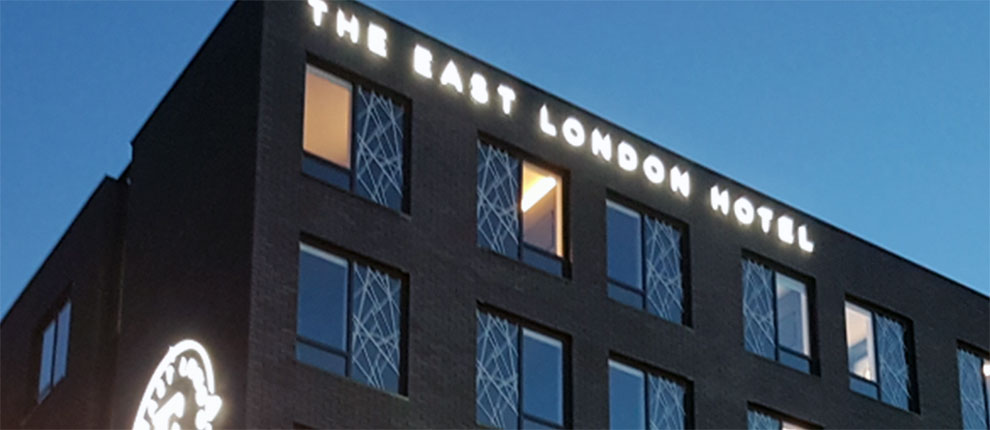 The East London Hotel, Bethnal Green