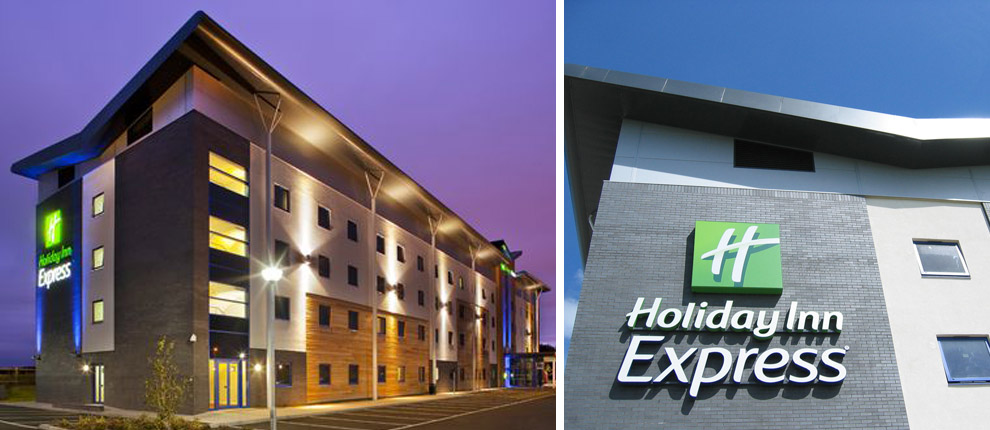 Holiday Inn Express, Kettering