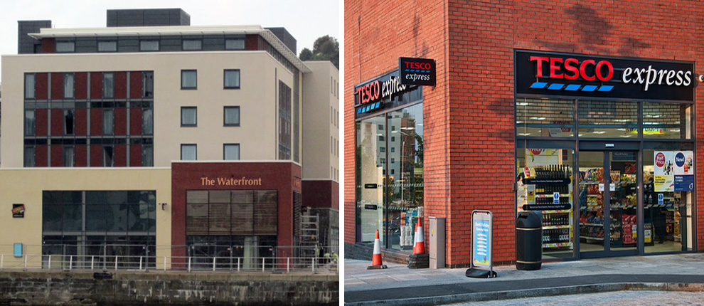 Mixed Retail and Leisure Development, SA1, Swansea