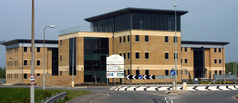 Waterton Business Park, Bridgend, South Wales