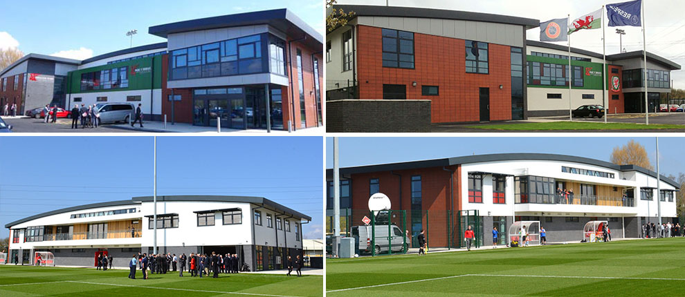 Welsh National Football Centre And Head Quarters