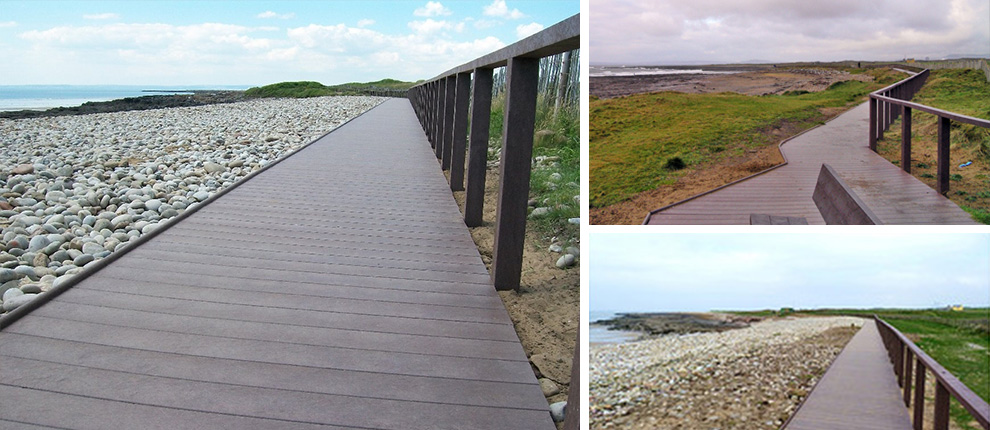 New Boardwalk, Porthcawl