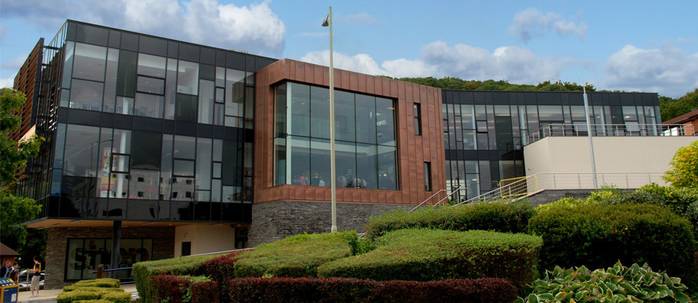 Student Union, Treforest Campus, University of Glamorgan