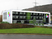 NPT Homes Headquarters Baglan Energy Park, Swansea