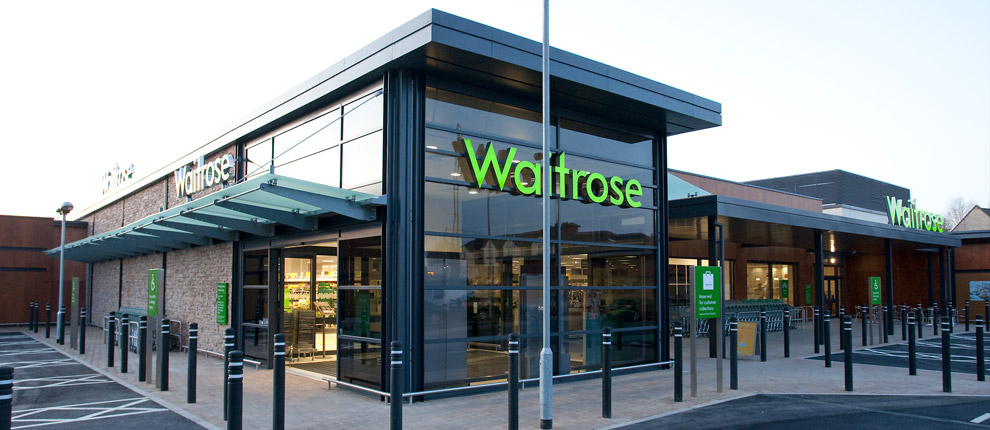 Waitrose Store & Retail Units Fairfield Road
